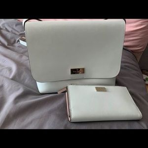Kate Spade♠️ purse and wallet set